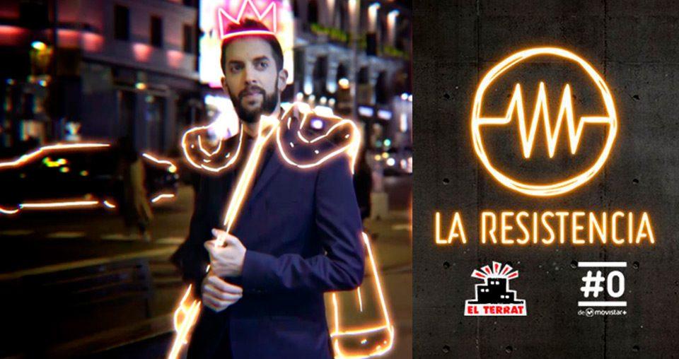 """""""La Resistencia"""", el 'late-late' de David Broncano"""