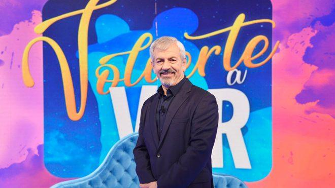 """SBA sonoriza el plató de """"Volverte a ver"""", el nuevo programa de Sobera en Telecinco"""